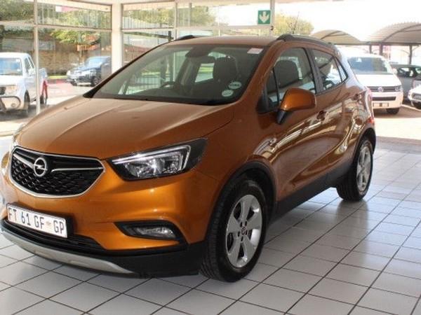2017 Opel Mokka 1.4T Enjoy Auto Gauteng Nigel_0