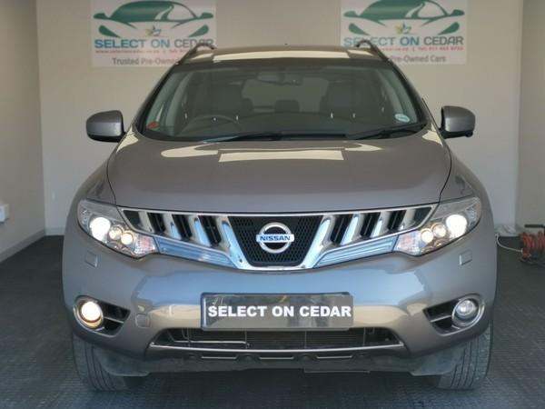 2011 Nissan Murano  Gauteng Four Ways_0