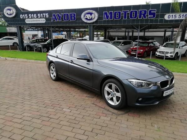 2016 BMW 3 Series 320D Luxury Line Auto Limpopo Louis Trichardt_0