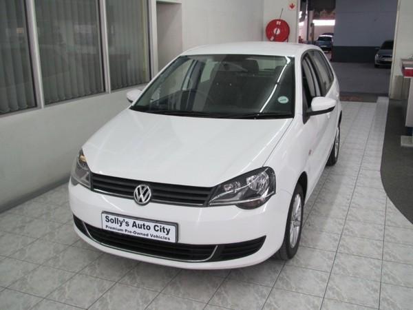 2015 Volkswagen Polo Vivo GP 1.4 Trendline 5-Door Eastern Cape Port Elizabeth_0