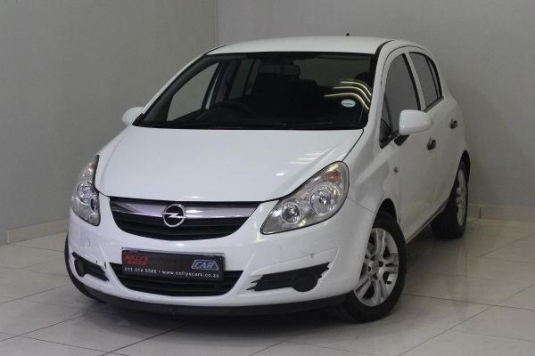 2010 Opel Corsa 1.4 Essentia 5dr Gauteng Nigel_0