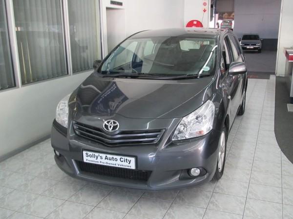 2010 Toyota Verso 180 Tx  Eastern Cape Port Elizabeth_0