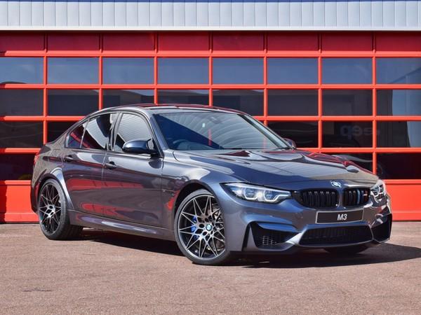 2019 BMW M3 M-DCT Competition Gauteng Pretoria_0