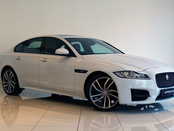 2017 Jaguar XF 2.0 D R Sport Western Cape Goodwood_0