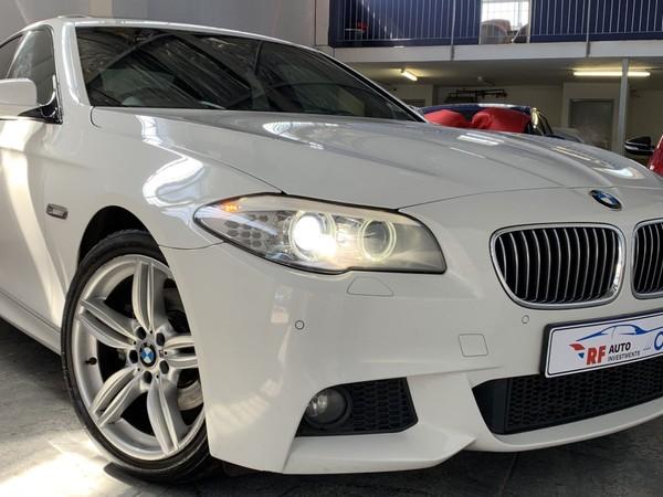 2012 BMW 5 Series 520d At M Sport f10  Gauteng Sandton_0