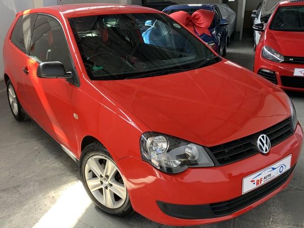 2014 Volkswagen Polo Vivo 1.6 Gt 3dr Gauteng Sandton_0