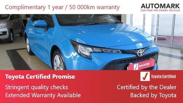 2019 Toyota Corolla 1.2T XS CVT 5-Door Gauteng Johannesburg_0