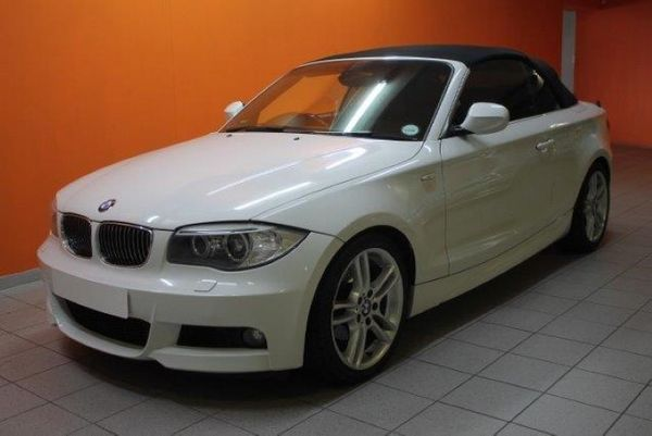 2014 BMW 1 Series 125i Convertible At  Kwazulu Natal Durban_0