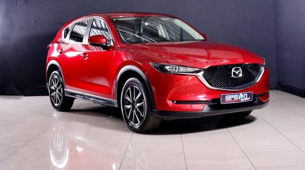 2017 Mazda CX-5 2.0 Dynamic Auto Gauteng Nigel_0