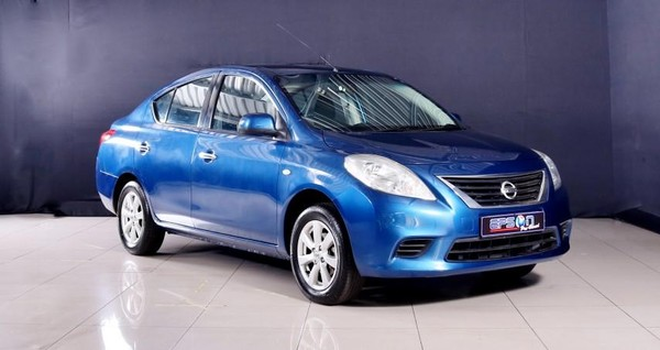 2014 Nissan Almera 1.5 Acenta Gauteng Nigel_0