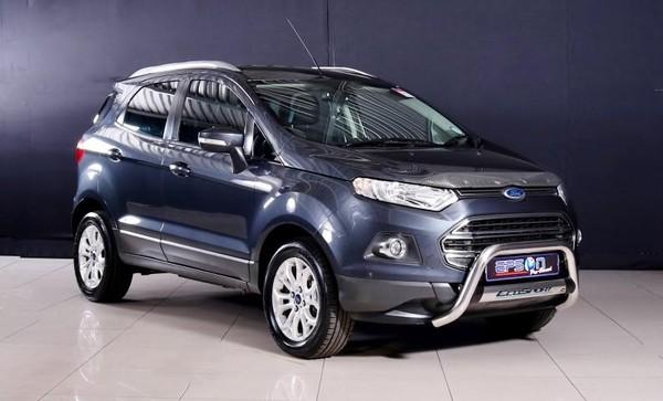 2014 Ford EcoSport 1.5TD Titanium Gauteng Nigel_0