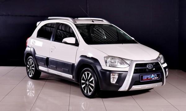 2016 Toyota Etios Cross 1.5 Xs 5Dr Gauteng Nigel_0