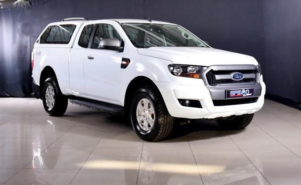 2016 Ford Ranger 3.2tdci Xls 4x4 Pu Supcab  Gauteng Nigel_0