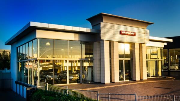 2016 Nissan Qashqai 1.2T Visia Gauteng Four Ways_0