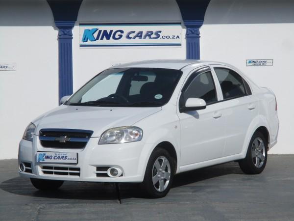 2013 Chevrolet Aveo 1.6 Ls  Eastern Cape Port Elizabeth_0