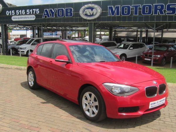 2014 BMW 1 Series 116i 5dr At f20  Limpopo Louis Trichardt_0