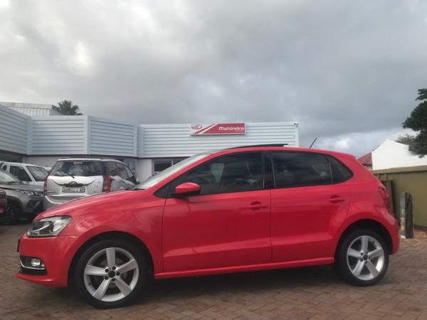 2015 Volkswagen Polo 1.2 TSI Comfortline 66KW Western Cape Western Cape_0
