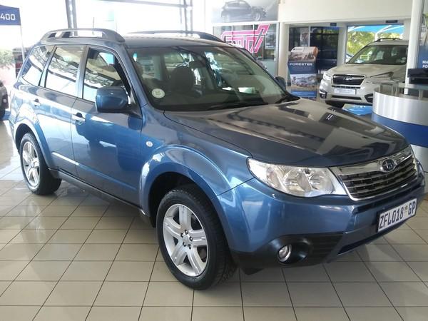 2010 Subaru Forester 2.5 Xs At  Gauteng Randburg_0