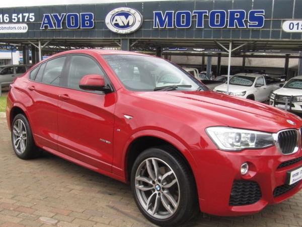 2015 BMW X4 xDRIVE20i Limpopo Louis Trichardt_0