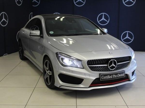 2016 Mercedes-Benz CLA-Class CLA250 Sport 4Matic Gauteng Sandton_0