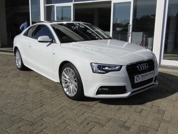 2017 Audi A5 2.0 Tdi Multi  Gauteng Sandton_0