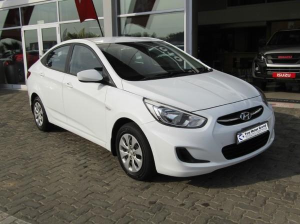 2016 Hyundai Accent 1.6 Gl  Gauteng Sandton_0