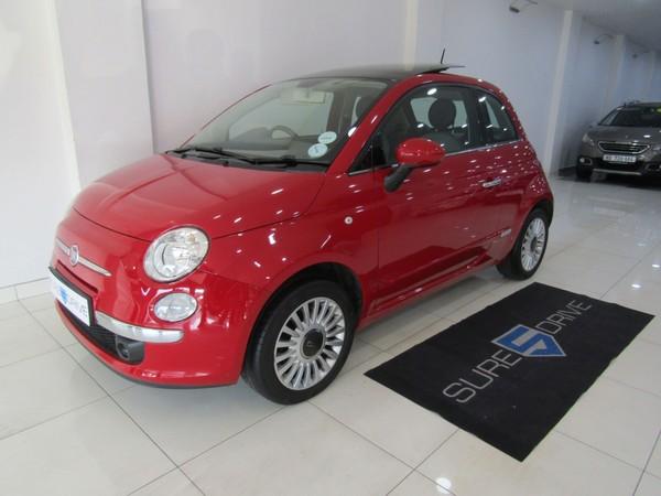 2014 Fiat 500 14 Lounge 40000kmFsh Kwazulu Natal Durban_0