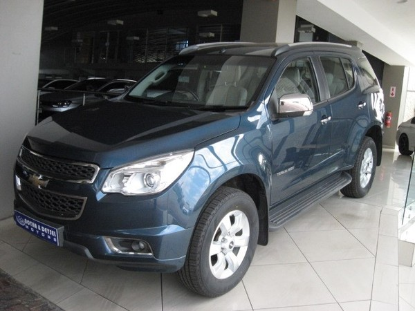 2013 Chevrolet Trailblazer 3.6 4x4 At  Gauteng Boksburg_0