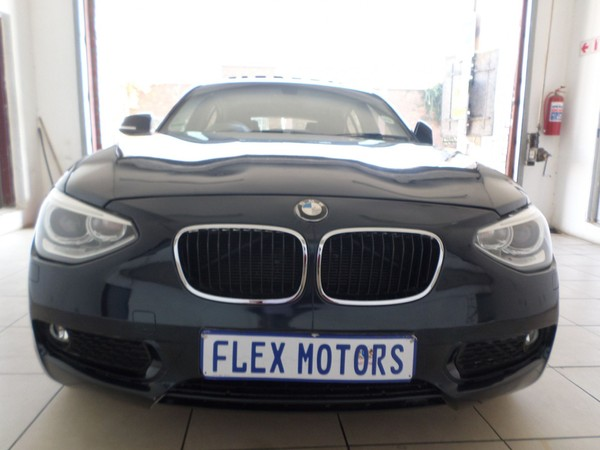 2015 BMW 1 Series 116i 5dr At f20  Gauteng Johannesburg_0
