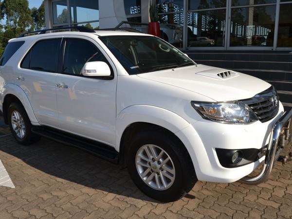 2014 Toyota Fortuner 3.0d-4d 4x4  Kwazulu Natal Hillcrest_0