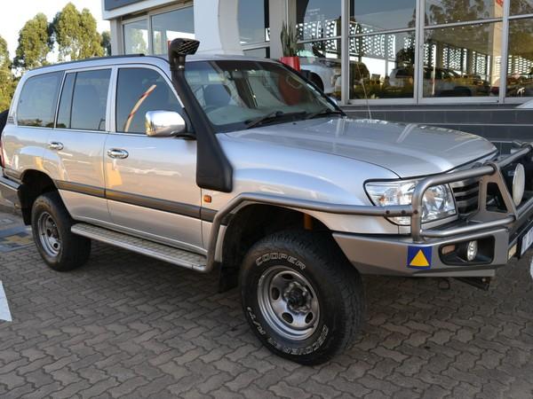 2006 Toyota Land Cruiser 100 Gx 4.5p  Kwazulu Natal Hillcrest_0