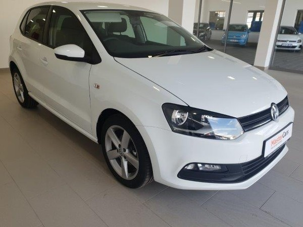 2019 Volkswagen Polo Vivo 1.6 Highline 5-Door Gauteng Vereeniging_0