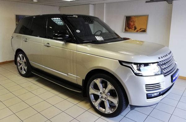 2014 Land Rover Range Rover 3.0 TDV6 Vogue SE Gauteng Four Ways_0