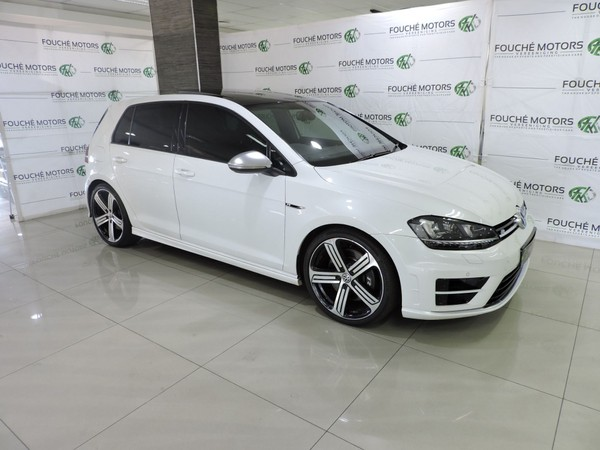 2015 Volkswagen Golf VII 2.0 TSI R DSG Gauteng Vereeniging_0