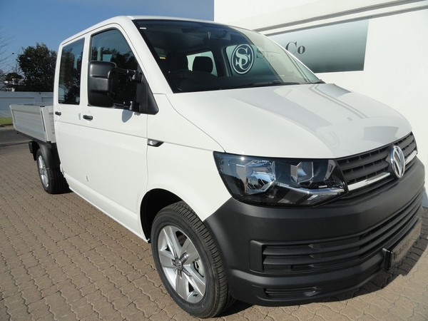 2019 Volkswagen Transporter T6 2.0TDi 75KW LWB PU SC Mpumalanga Secunda_0
