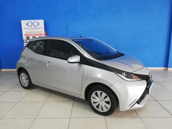 2017 Toyota Aygo 1.0 X-Cite 5-Door Kwazulu Natal Durban_0