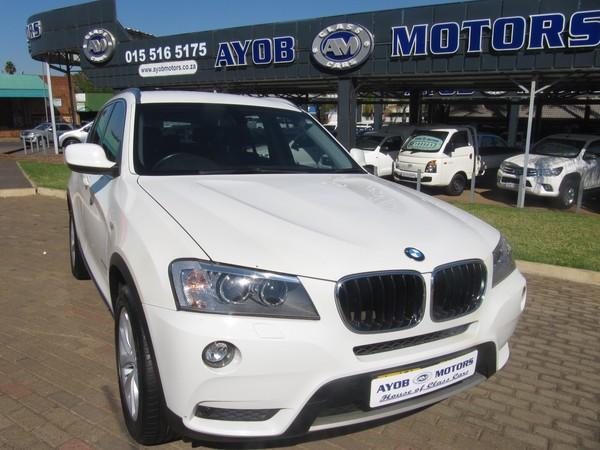 2011 BMW X3 Xdrive20d At  Limpopo Louis Trichardt_0