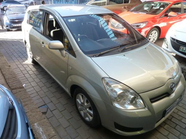 2005 Toyota Verso 180  Gauteng Johannesburg_0