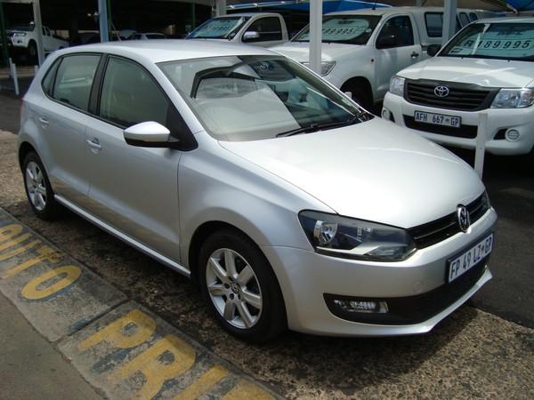 2013 Volkswagen Polo 1.6 Tdi Comfortline 5dr  Gauteng Pretoria_0