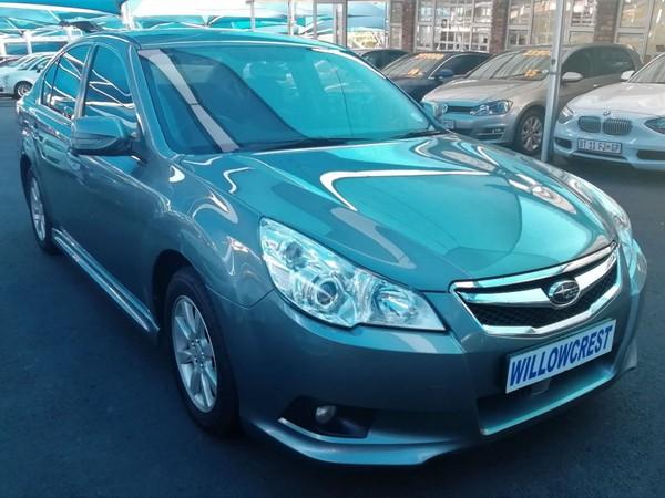 2010 Subaru Legacy 2.0i Premium Cvt  Gauteng Randburg_0