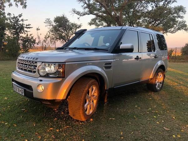 2013 Land Rover Discovery 3 Td V6 Hse At  Gauteng Cullinan_0