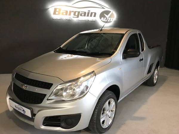 2014 Chevrolet Corsa Utility 1.8 Club Pu Sc  Western Cape Goodwood_0