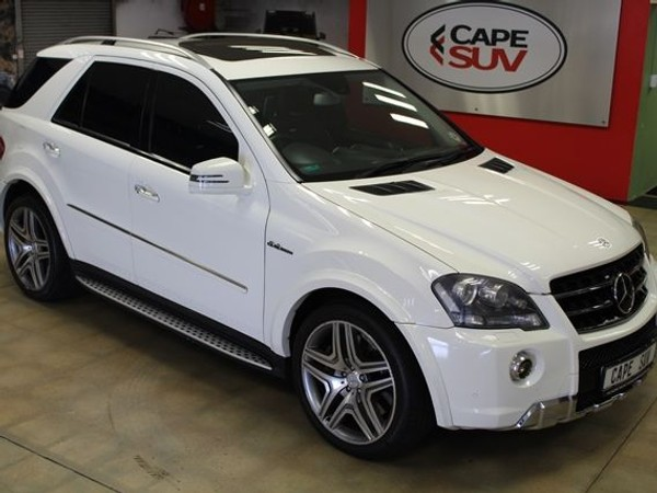 2011 Mercedes-Benz M-Class Ml 63 Amg  Western Cape Brackenfell_0