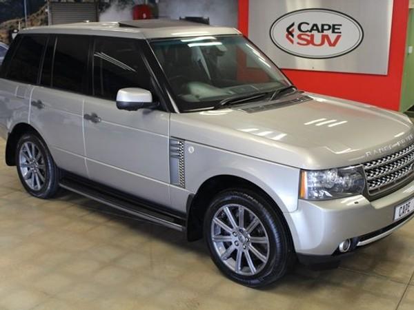 2010 Land Rover Range Rover Se 5.0 V8 Sc  Western Cape Brackenfell_0