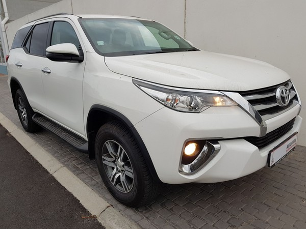 2018 Toyota Fortuner 2.4GD-6 4X4 Auto Western Cape Table View_0