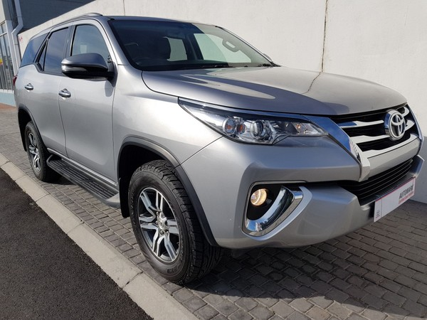 2017 Toyota Fortuner 2.4GD-6 RB Auto Western Cape Table View_0