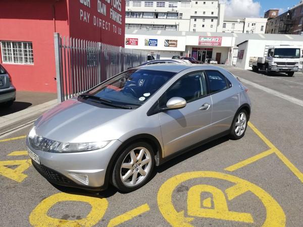 2009 Honda Civic 1.8 Comfort  Western Cape Cape Town_0