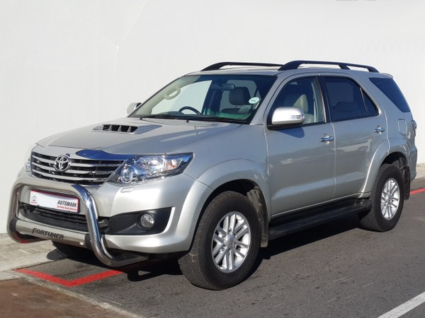 2014 Toyota Fortuner 3.0D4D AUTO 4X2 DE WET Western Cape Goodwood_0