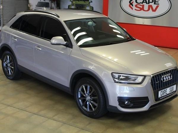 2013 Audi Q3 2.0 Tdi Quatt Stronic 130kw  Western Cape Brackenfell_0
