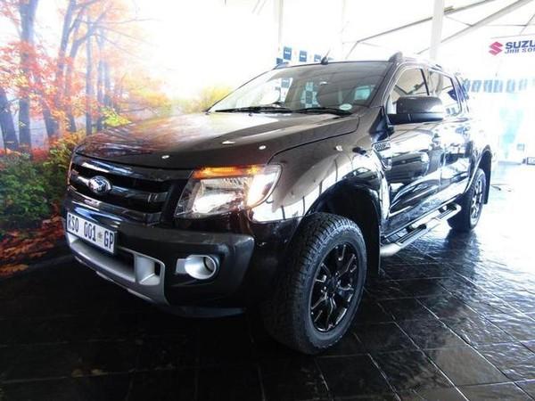 2015 Ford Ranger 3.2TDCi 3.2 WILDTRAK 4X4 Auto Double Cab Bakkie Gauteng Rosettenville_0